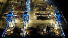 Makine ihracatının toplam ihracattaki payı yüzde 10'u aştı