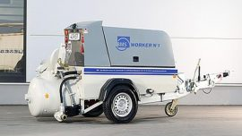 BMS Şap makinası WORKER N°1 PREMIUM