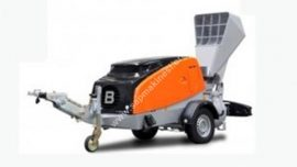 Brinkmann Şap Makinesi EC 450B