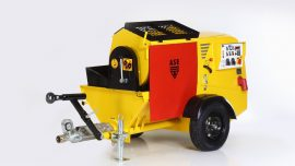 ASE Sıva Makinesi VP 500 TMK